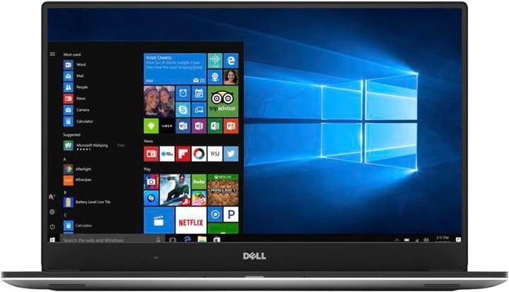 XPS 15, i5-7300HQ, Win10 Home64 15. Dell 785300129099 N. figura 1