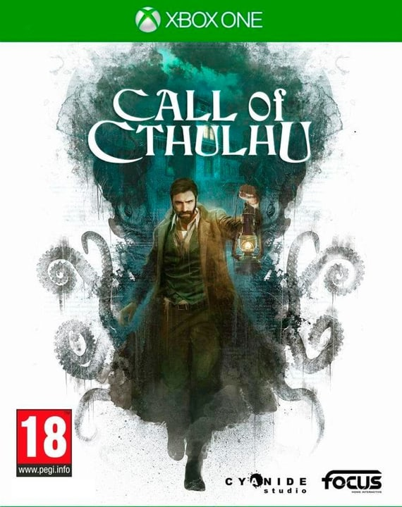 Xbox One - Call of Cthulhu F Box 785300130697 Photo no. 1