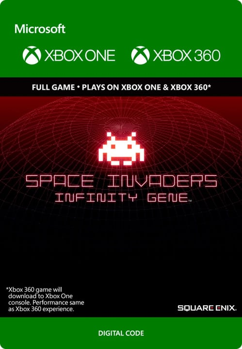 Xbox One - Space Invaders Infinity Gene Numérique (ESD) 785300135557 Photo no. 1