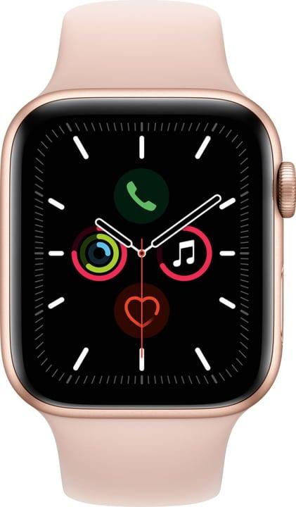 Watch Series 5 GPS 44mm gold Aluminium Pink Sand Sport Band Smartwatch Apple 785300146915 N. figura 1