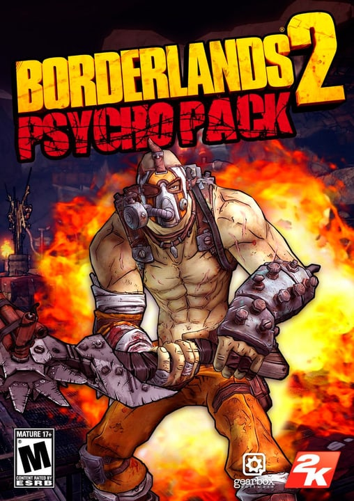 PC - Borderlands 2: Psycho Pack Download (ESD) 785300133295 Photo no. 1