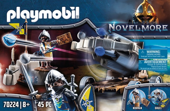 Playmobil 70224 Novelmore Balliste 748023900000 Photo no. 1