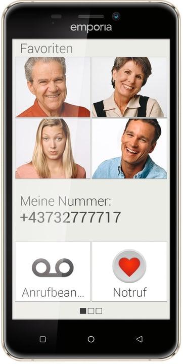 Smart.2 nero Smartphone Emporia 794627800000 N. figura 1
