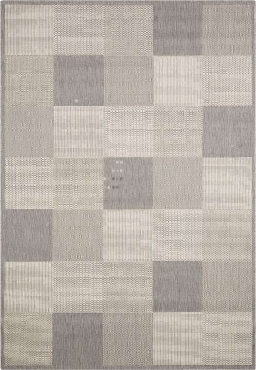 NATURA Tapis 411951208080 Couleur gris Dimensions L: 80.0 cm x P: 150.0 cm Photo no. 1