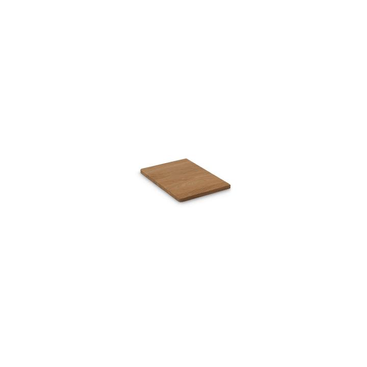 QUADRO Plaque de prote 364081914040 Dimensions L: 40.0 cm x P: 37.5 cm Couleur Chêne Photo no. 1