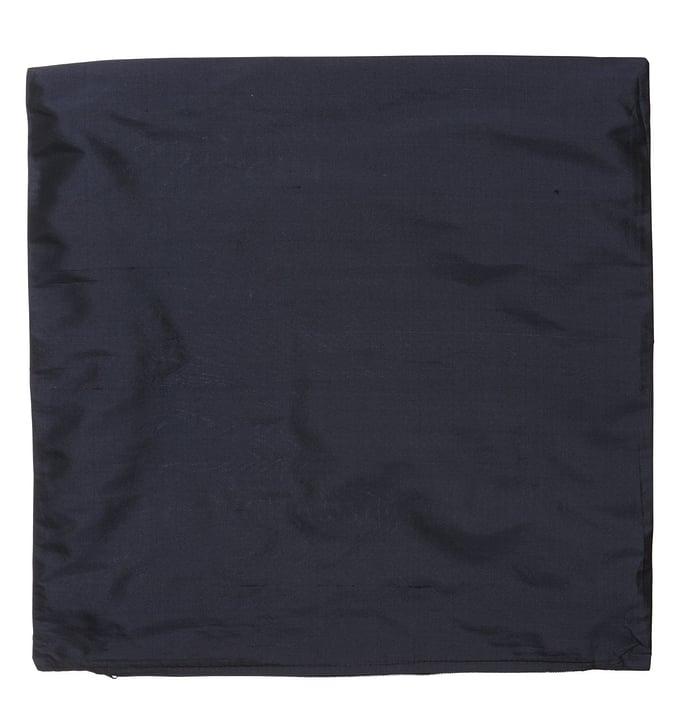 DELIA Fodera per cuscino decorativo 450725740022 Colore Blu scuro Dimensioni L: 40.0 cm x A: 40.0 cm N. figura 1