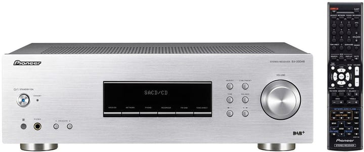 SX-20DAB-S  - Argent Amplificateur Pioneer 785300124061 Photo no. 1