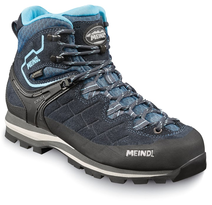 Litepeak GTX Chaussures de randonnée pour femme Meindl 473314037543 Couleur bleu marine Taille 37.5 Photo no. 1