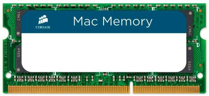 Mac Memory SO-DDR3-RAM 1333 MHz 1x 4 GB RAM Corsair 785300150077 N. figura 1