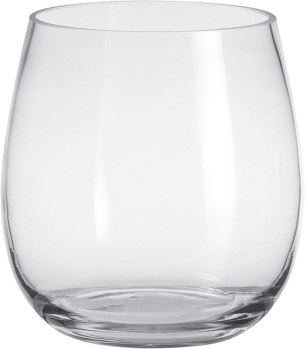 Vase Tony Hakbjl Glass 655861400000 Couleur Transparent Taille ø: 12.0 cm x H: 15.0 cm Photo no. 1