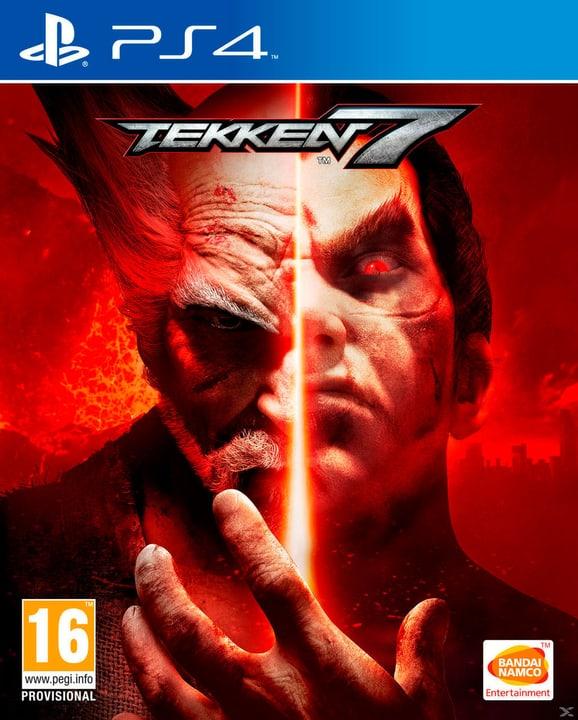 PS4 - Tekken 7 - Standard Edition Physique (Box) 785300121883 Photo no. 1