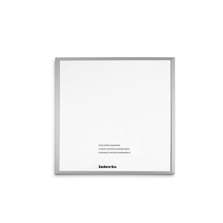 PANAMA Cornice 384002520356 Dimensioni quadro 30 x 30 Colore Color argento N. figura 1