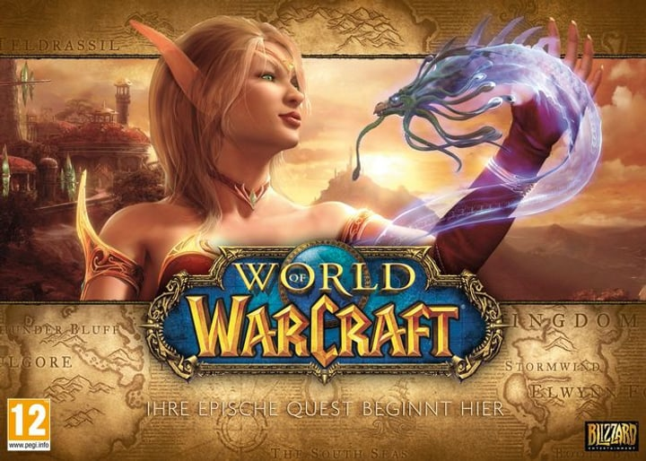 PC/Mac - World of Warcraft D Physisch (Box) 785300130179 Bild Nr. 1