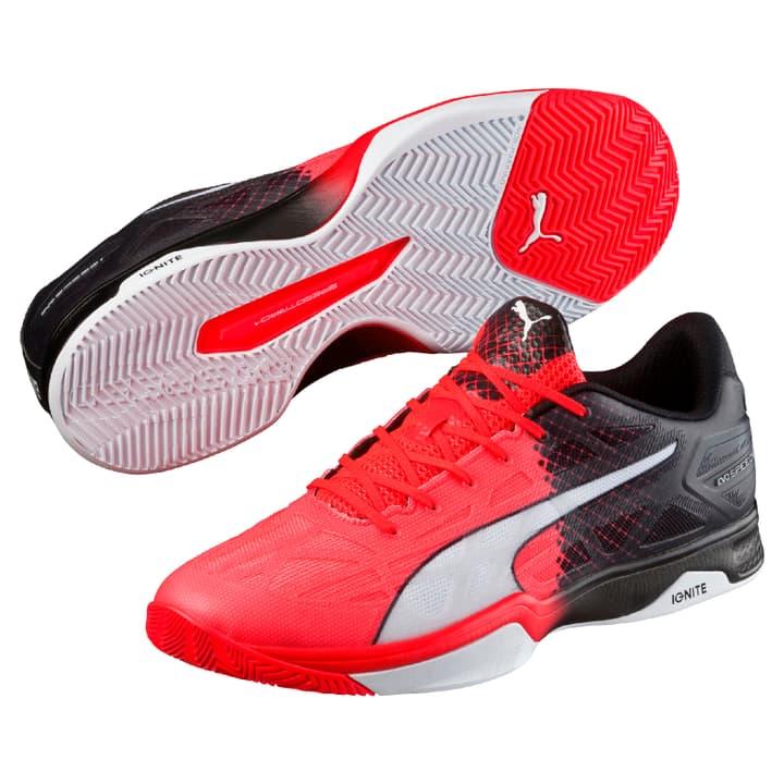 Evo Speed 1.5 Chaussures d'intérieur pour homme Puma 461707641030 Couleur rouge Taille 41 Photo no. 1