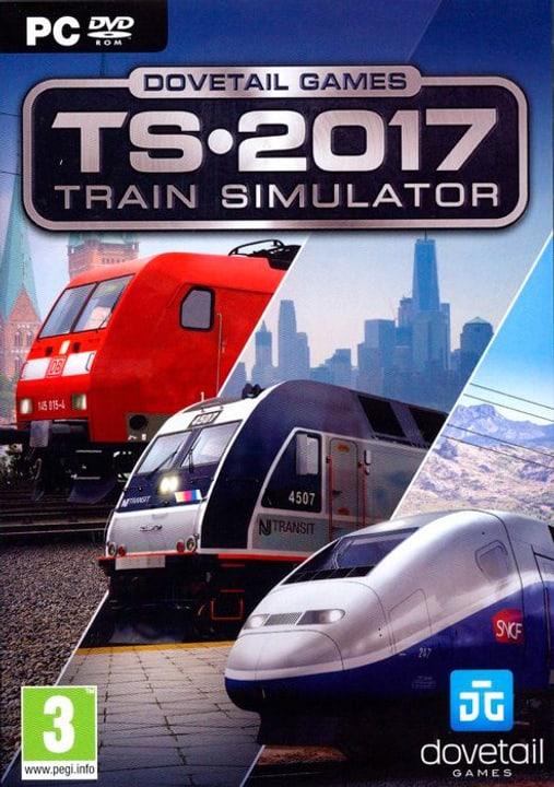 PC - Train Simulator TS 2017 Physique (Box) 785300122380 Photo no. 1
