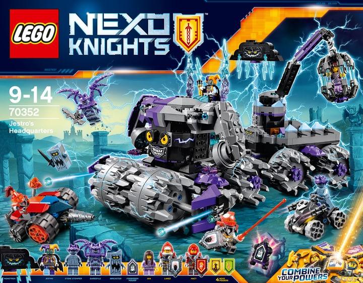 Lego Nexo Knights La tête d'assaut de Jestro 70352 748852900000 Photo no. 1