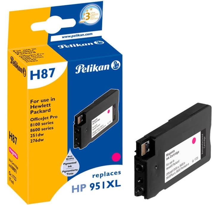 H87 cartouche d'encre magenta Pelikan 795834100000 Photo no. 1