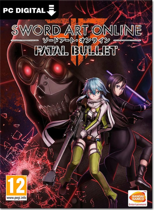 PC - Sword Art Online: Fatal Bullet - D/F/I Digitale (ESD) 785300134427 N. figura 1