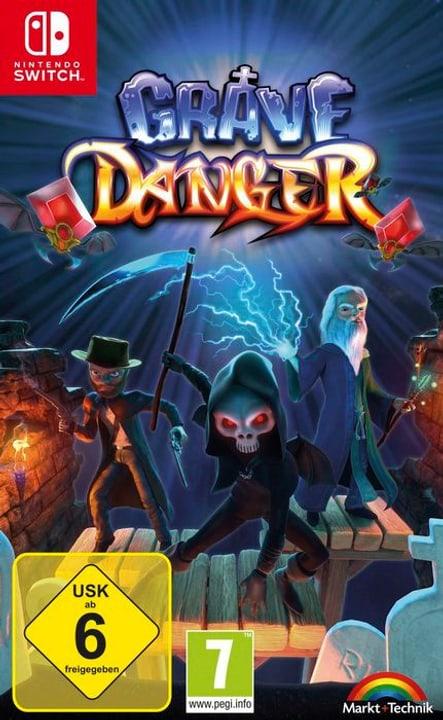 NSW - Grave Danger (D) Box 785300138744 Bild Nr. 1