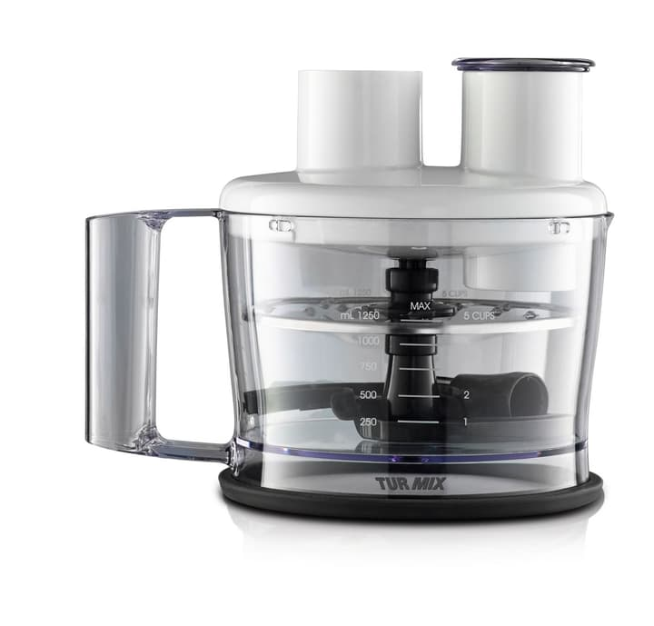 Triton Food Processor blanc Turmix 785300124533 Photo no. 1