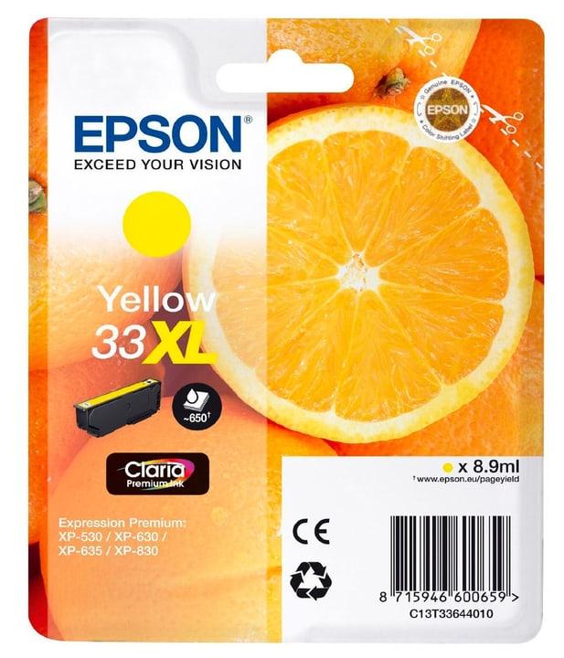 33XL Claria Premium cartouche d'encre jaune Epson 785300124994 Photo no. 1