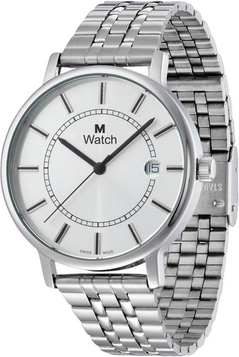 DAILY TIME Stahl Armbanduhr Orologio M Watch 760716800000 N. figura 1