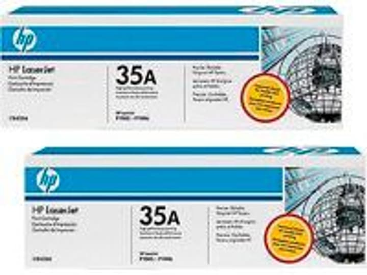 Toner, noir, Twinpack HP 785300125139 Photo no. 1