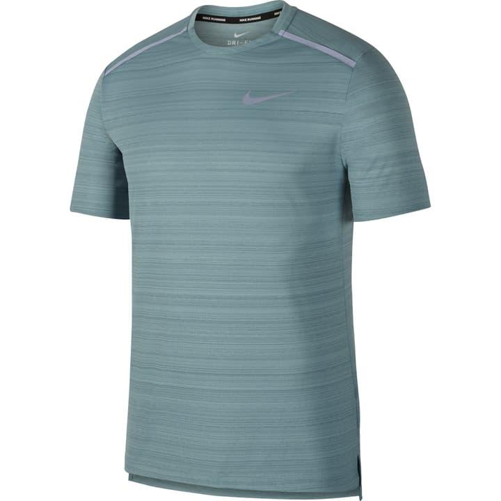Dry Miler Top SS Herren-T-Shirt Nike 470177400547 Farbe denim Grösse L Bild-Nr. 1