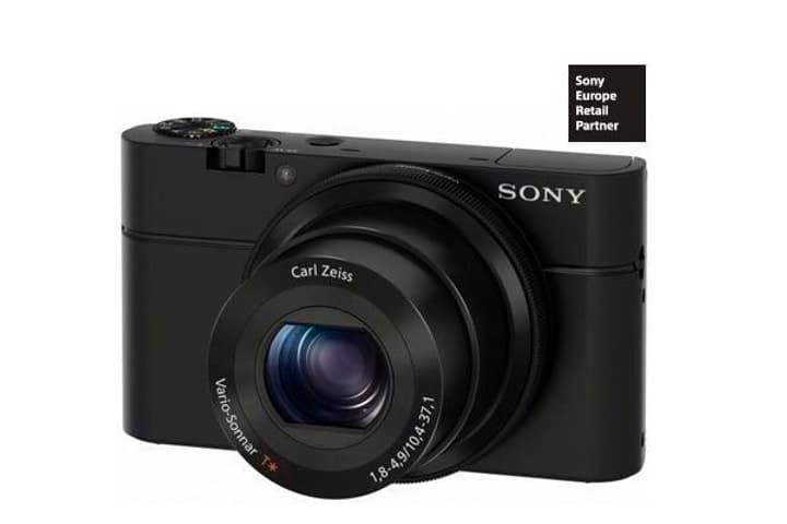 RX100 Kompaktkamera Sony 785300125916 Bild Nr. 1