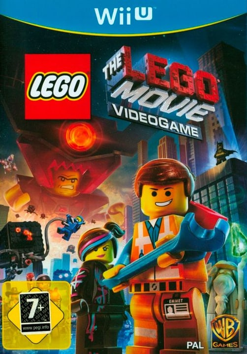 Wii - The Lego Movie Videogame D Box 785300144893 Photo no. 1