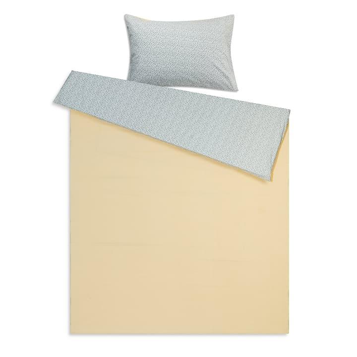 KAITO Federa per cuscino percalle 376074710642 Dimensioni L: 65.0 cm x L: 65.0 cm Colore Grigio / giallo N. figura 1