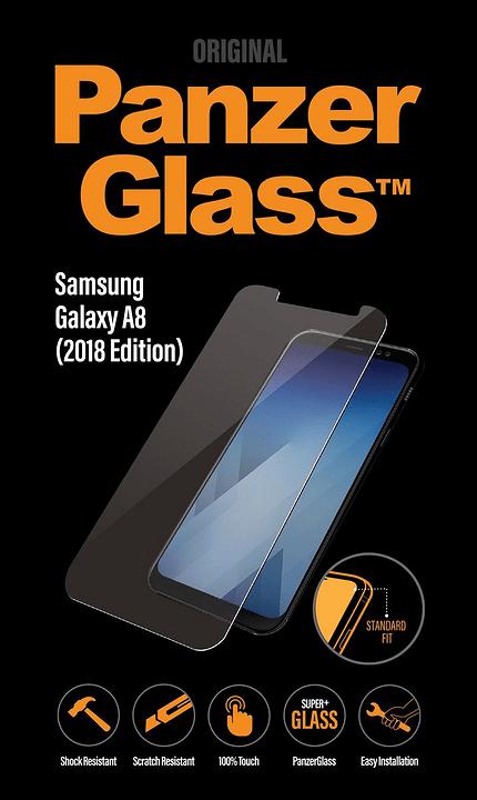 Screen Protector Galaxy Samsung A8 Schutzfolie Panzerglass 798606400000 Bild Nr. 1