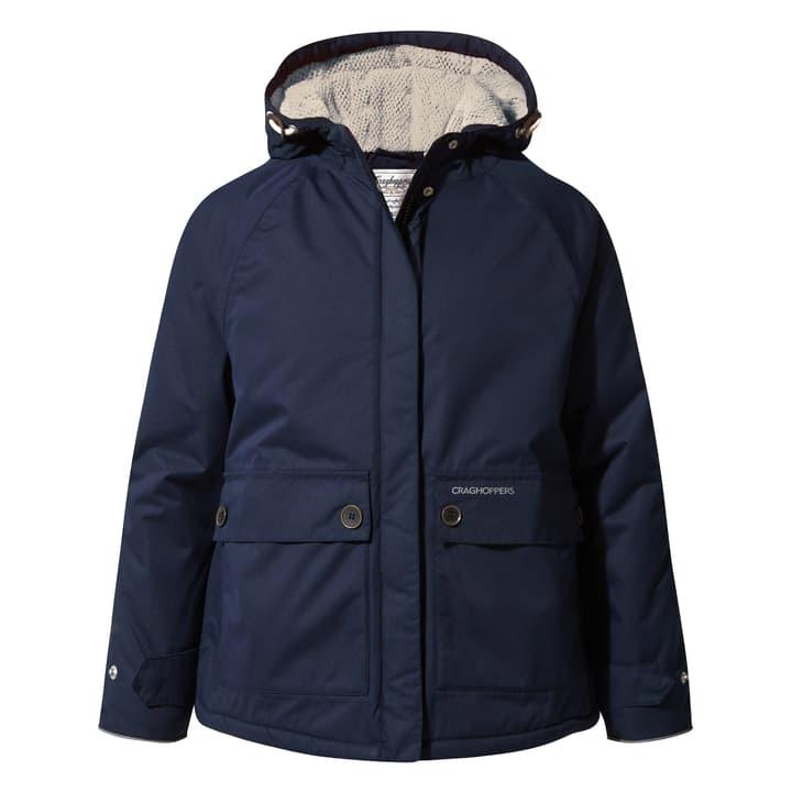 Cairney Veste de trekking pour enfant Craghoppers 464577712843 Couleur bleu marine Taille 128 Photo no. 1