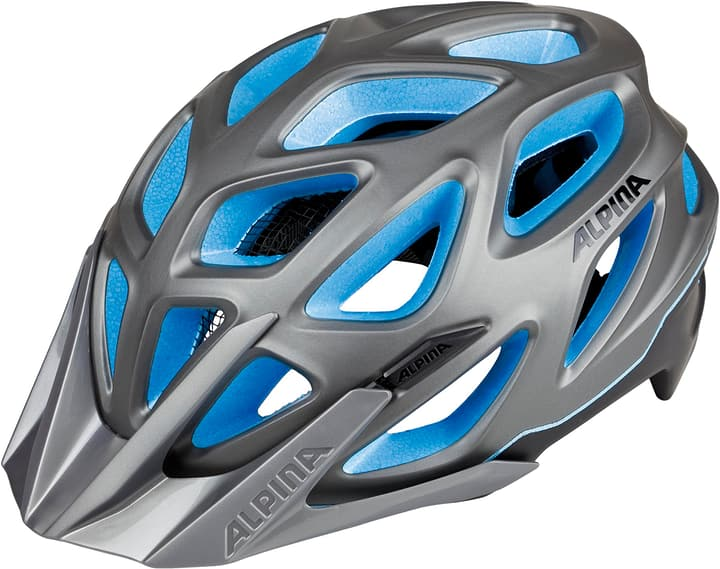 Mythos 3.0 LE Casque de velo Alpina 462966452180 Couleur gris Taille 52-57 Photo no. 1