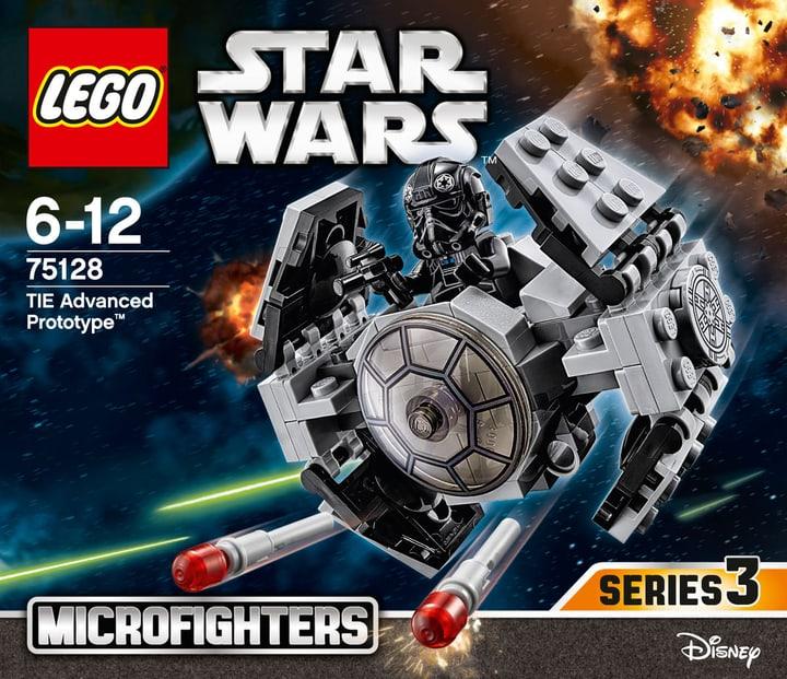 LEGO Star Wars TIE Advanced Prototype 75128 747886300000 Photo no. 1