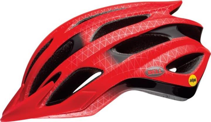 Drifter Casque de velo Bell 465010155130 Couleur rouge Taille 55-59 Photo no. 1