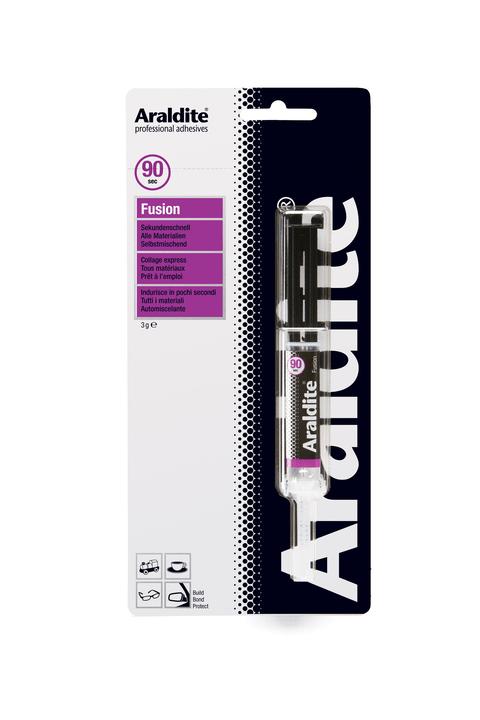 Colla a due componenti siringa Fusion Araldit 663060800000 N. figura 1