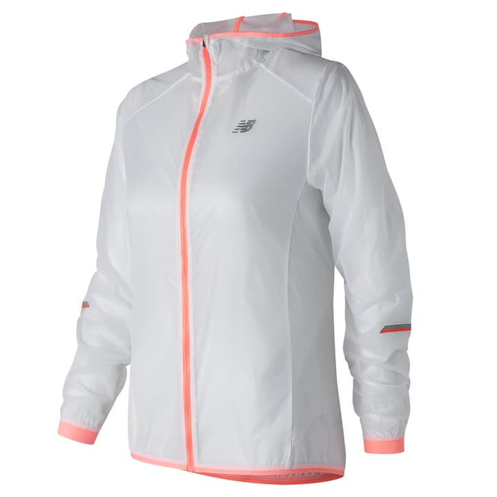 ULTRALIGHT PACK JACKET Veste pour femme New Balance 470154700210 Couleur blanc Taille XS Photo no. 1