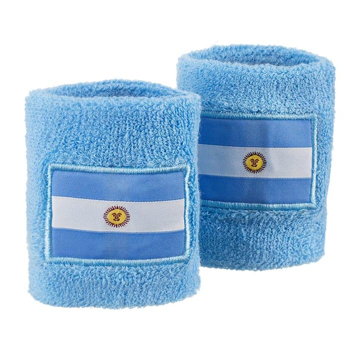 Argentine Serre-poignets aux couleurs de l'Argentine Extend 461936399941 Couleur bleu claire Taille One Size Photo no. 1
