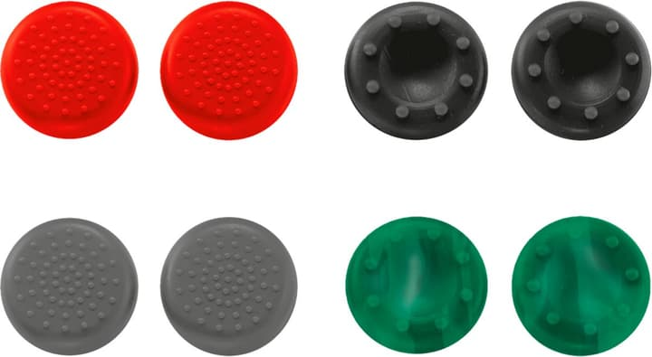 Thumb Grips 8-Pack per PS4 Controller Trust-Gaming 785300132615 N. figura 1