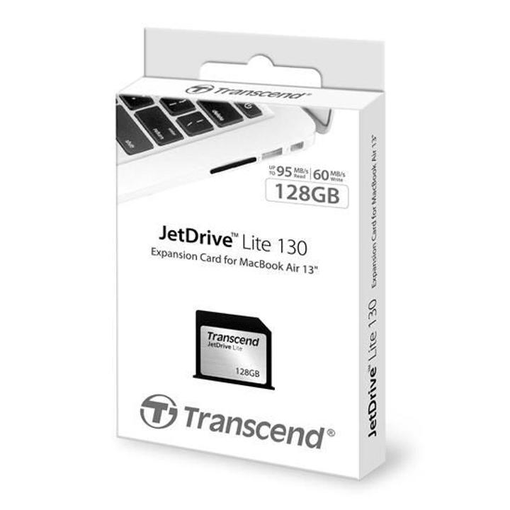 "TC JetDrive Lite 130 - 128GB pour MacBook Air 13"" Transcend 785300126738 Photo no. 1"