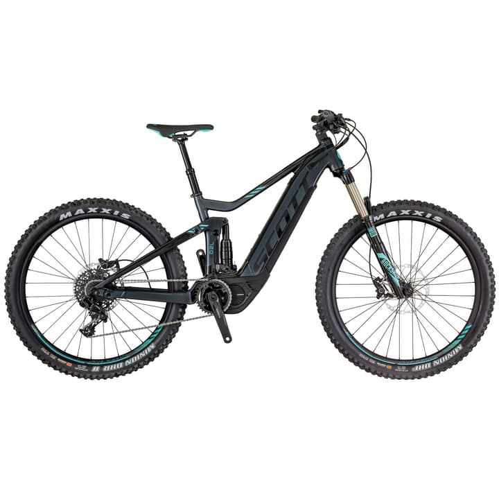 E-Contessa Genius 720 27 E-Mountainbike Scott 463328300520 Farbe schwarz Grösse L Bild Nr. 1