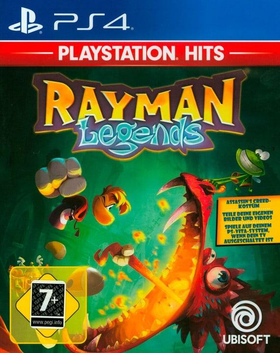 Rayman Legends [PS4] (D) Box 785300138749 Photo no. 1