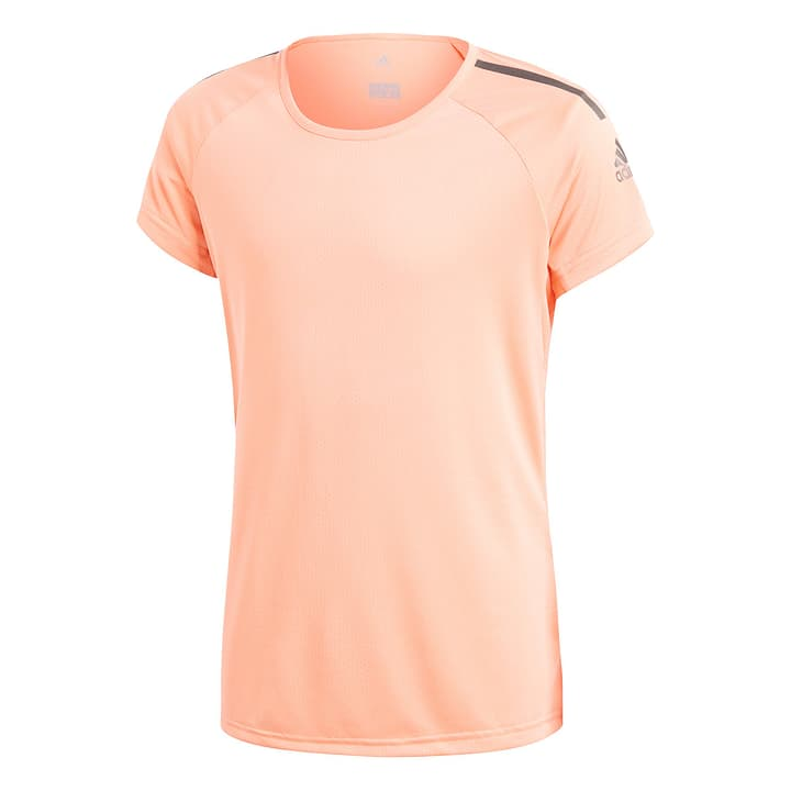 YG TR COOL TEE Maillot pour fille Adidas 464528112857 Couleur corail Taille 128 Photo no. 1