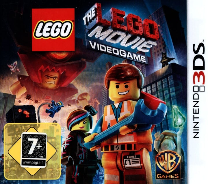 3DS - THE LEGO Movie - Videogame 785300121837 Bild Nr. 1