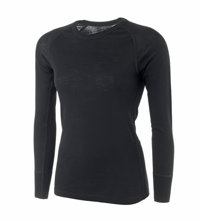 Merino Damen-Langarmshirt Trevolution 477073100420 Farbe schwarz Grösse M Bild-Nr. 1