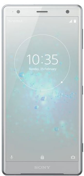 Xperia XZ2 - Liquid Silver Smartphone Sony 785300134647 Photo no. 1