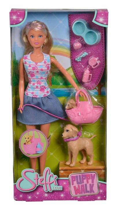 Steffi Love Puppy Walk 746573400000 Photo no. 1