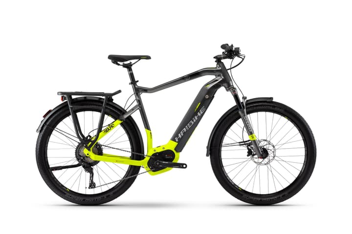 "SDURO Trekking 9.0 28"" E-Trekkingbike Haibike 463323405690 Rahmengrösse 56 Farbe titan Bild Nr. 1"