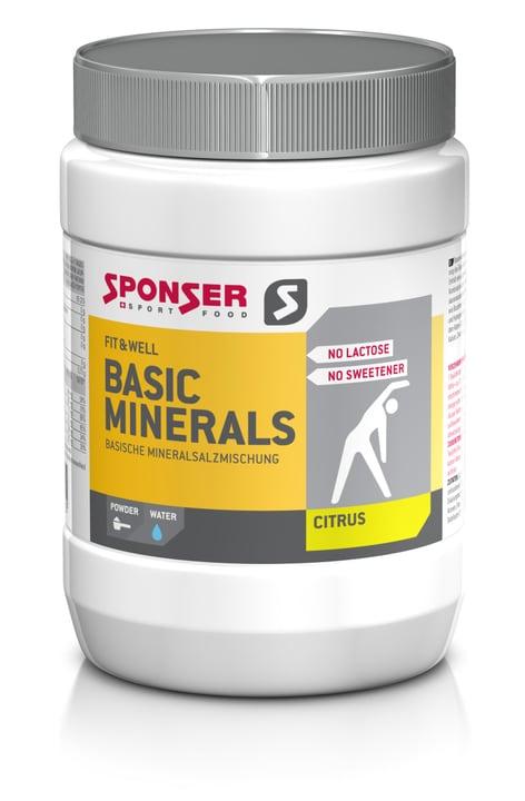 Basic Minerals Polvere 400 g Sponser 491975300000 N. figura 1